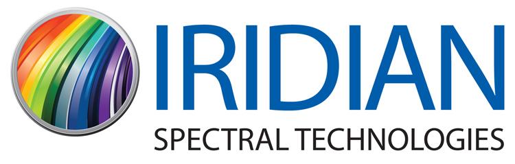 IRIDIAN メーカーロゴ