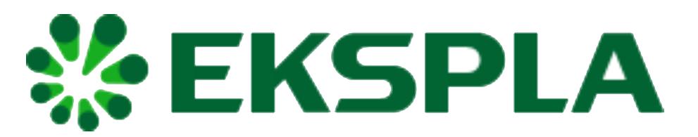 EKSPLA メーカーロゴ