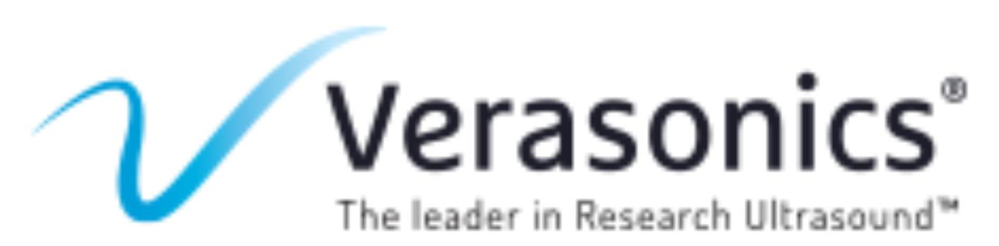 Verasonics メーカーロゴ