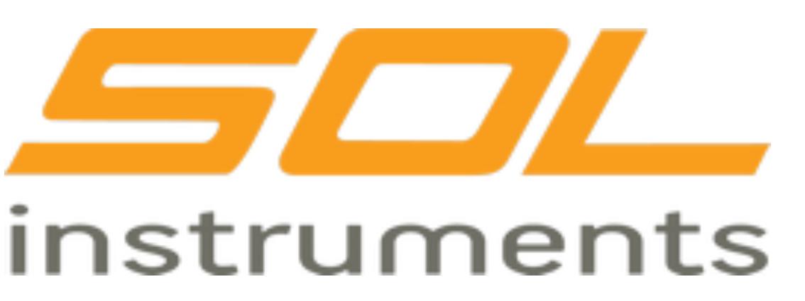 SOL Instruments メーカーロゴ